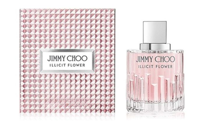 Jimmy Choo Women's Illicit Flower Eau De Toilette 100ml Spray