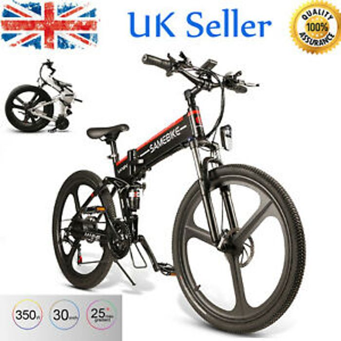 Cheap 26 Ebike Folding Electric Bike 48v 350w Motor Only 745 49 At Ebay Latestdeals Co Uk