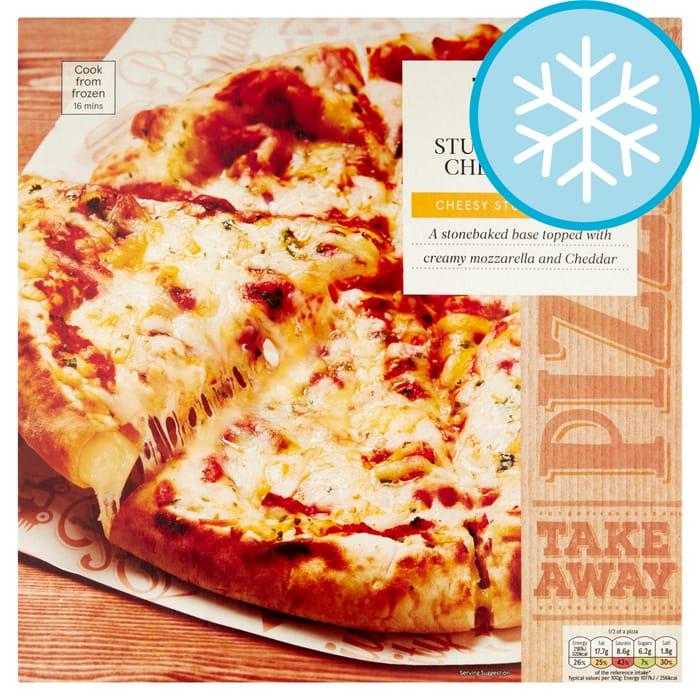 Cheap Tesco Stuffed Crust Cheese Pizza 431G - Only £2!