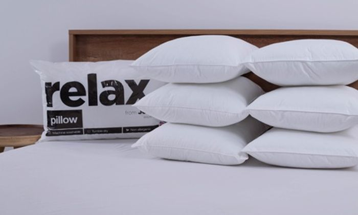 Pack of Six Relax Pillows
