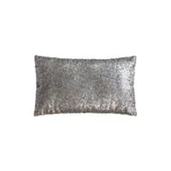 Ombre Sequin Cushion