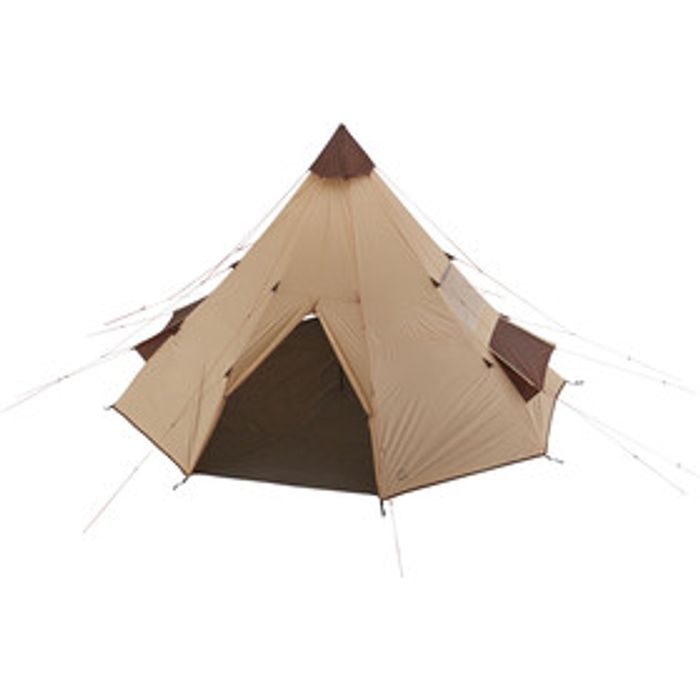 Stay in Your Garden but Put a Tent Up