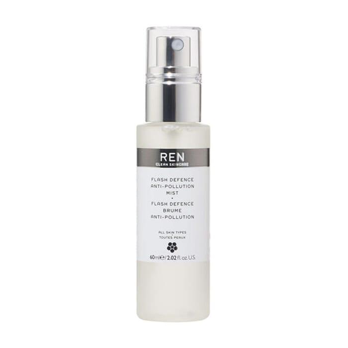 REN Clean Skincare Flash Defence Anti-Pollution Mist 60ml
