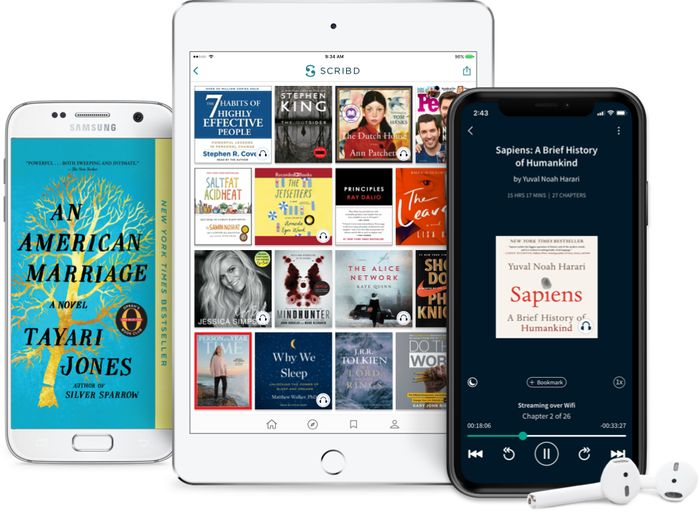 Free Access to Scribd Library of Ebooks & Audiobooks for 30 Days