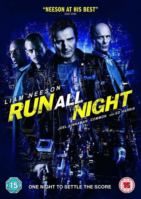 Run All Night DVD