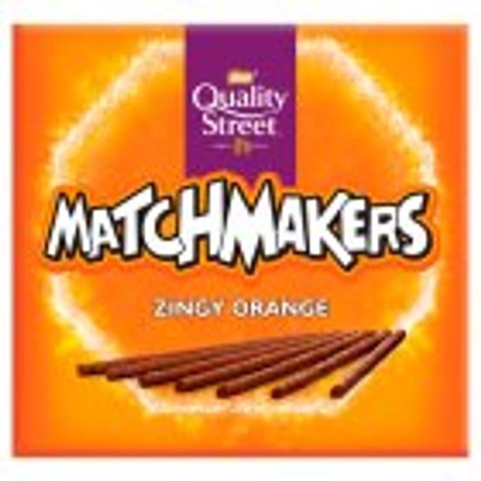 Matchmakers Orange or Mint Flavour