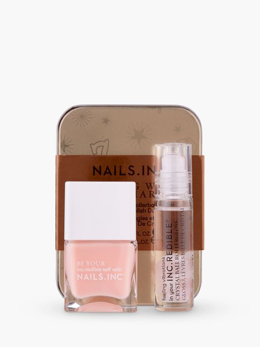 Special Offer - Nails Inc Rolling with Crystal Infused Rollerball Gloss
