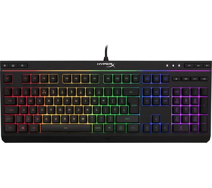 *SAVE £12* HYPERX Alloy Core RGB Gaming Keyboard