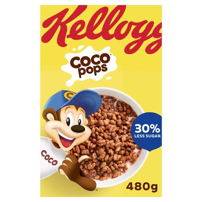 Kellogg's Coco Pops 480G