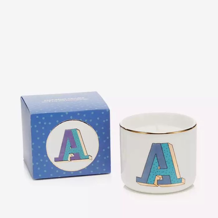 Special Offer - Debenhams - Alphabet Candle & Free Delivery Code