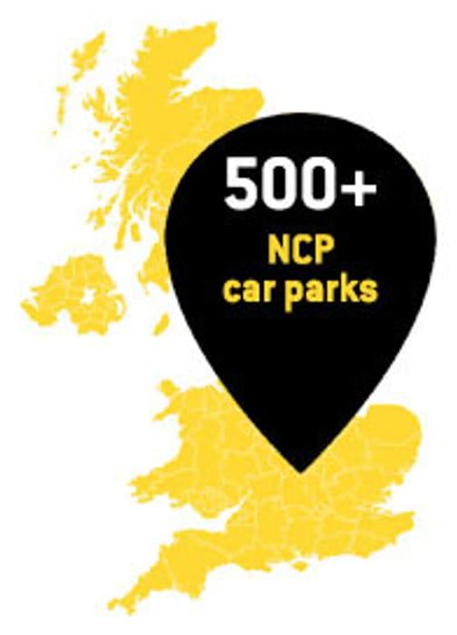 Free NCP Car Parking Space