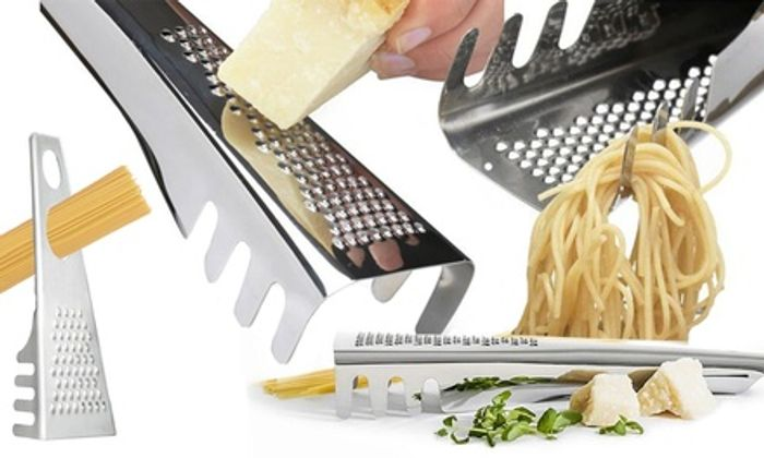 One, Two or Four Pasta/Cheese Grater Tools
