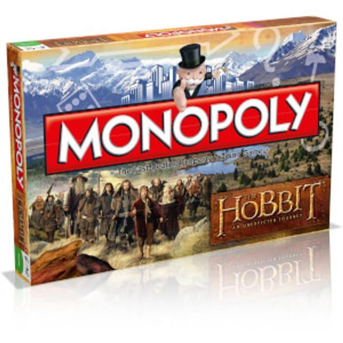 Monopoly - the Hobbit Edition