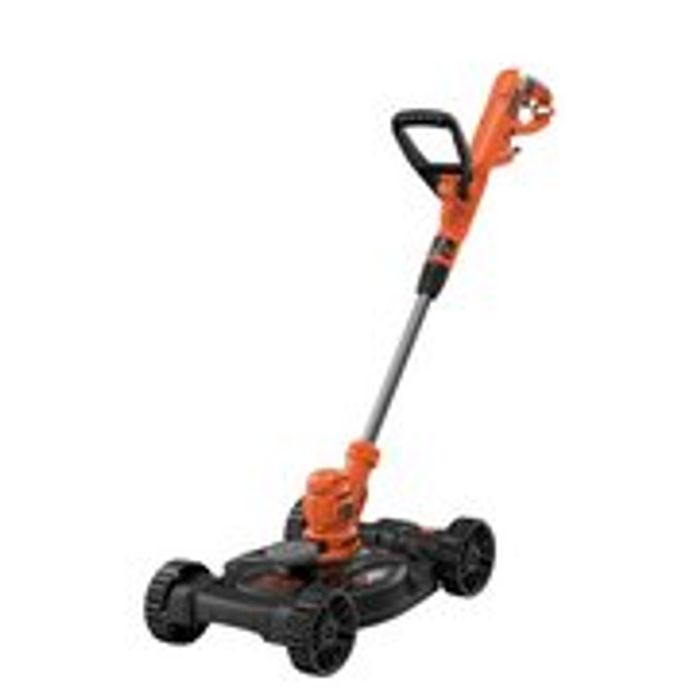 Black and Decker 50w/30cm Trimmer Strimmer (Ideal for Small Lawns Too)
