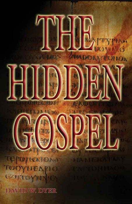 Free Reading Book - The Hidden Gospel.