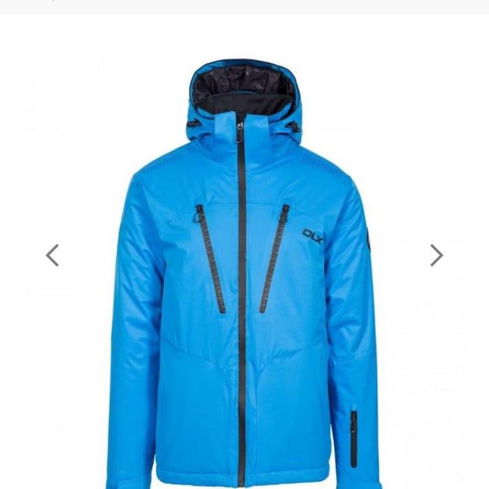 Mens Trespass DLX Banner Ski Jacket