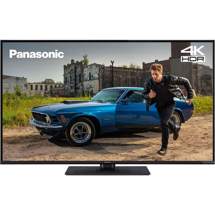 """Panasonic 55"""" Smart 4K Ultra HD TV with HDR10 & Freeview Play £341.10 with Code"""