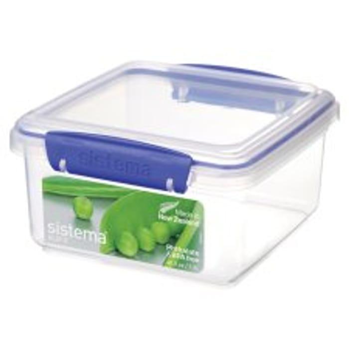 Sistema Klip It Storage Container Various Sizes Half Price