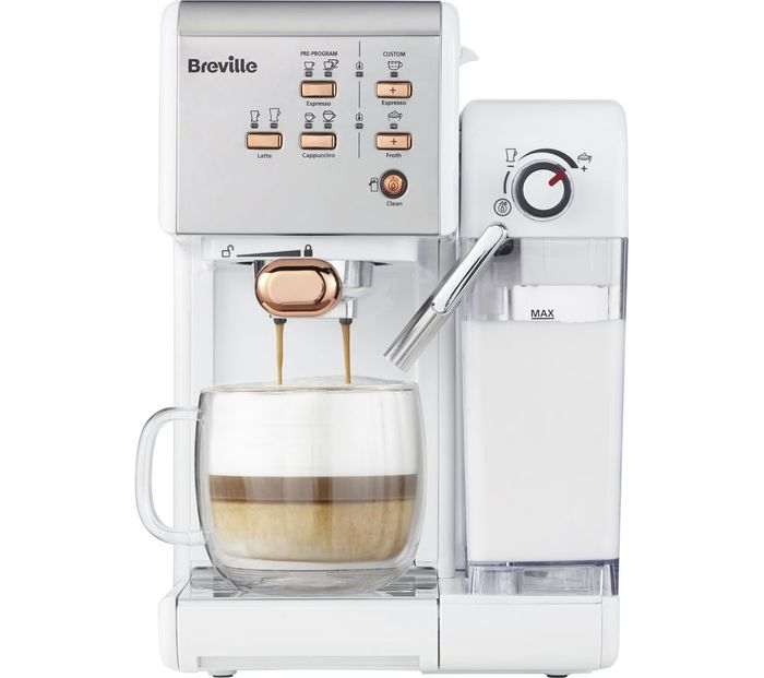 *HALF PRICE* BREVILLE One-Touch Coffee Machine 3 Colours