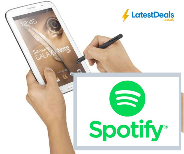 6 Months Free Spotify Premium When You Buy This £2.99 Tablet Stylus