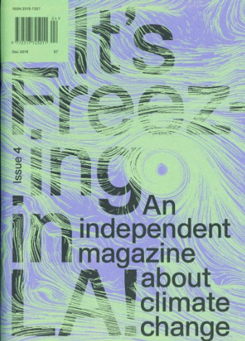 Get A FREE Copy Of 'It's Freezing In LA!' (A Magazine About Climate Change)