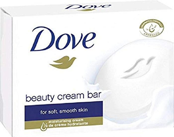 Dove Beauty Cream Bar Soap 100g