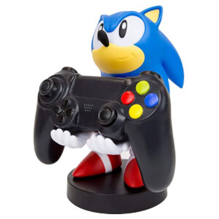 Special Offer - Sonic Hedgehog Collectable Classic 8 Inch Cable Guy Controller