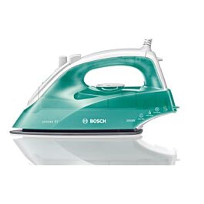 Bosch Sensixx B1 2000W Steam Iron - White/Green