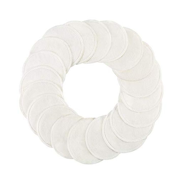 Reusable Make up Remover Pads 20 Packs