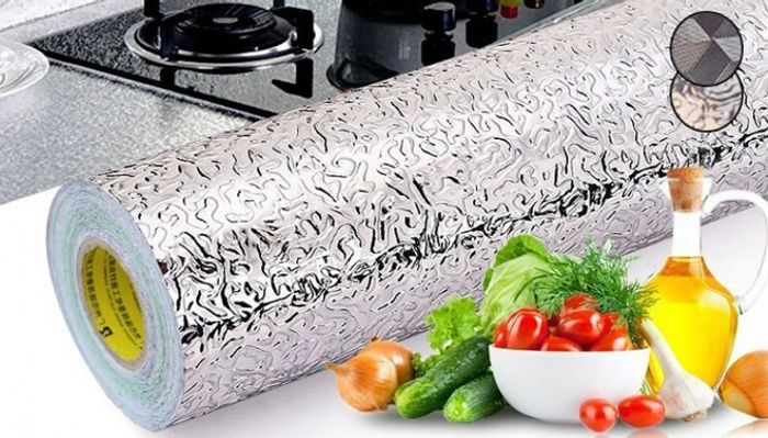 Self-Adhesive Oil Proof Kitchen Sticker - 2 Designs