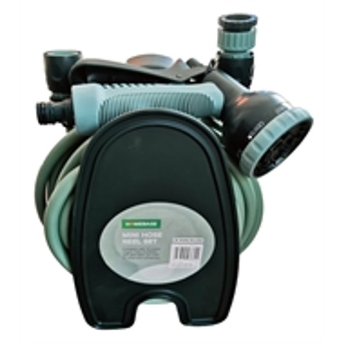 Homebase Mini Hose Reel Set