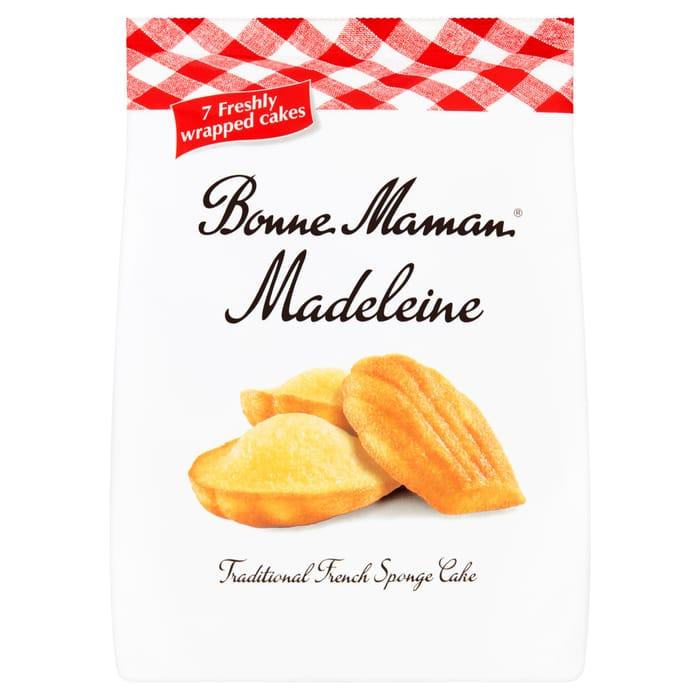 Bonne Maman La Madeleine 7Pk