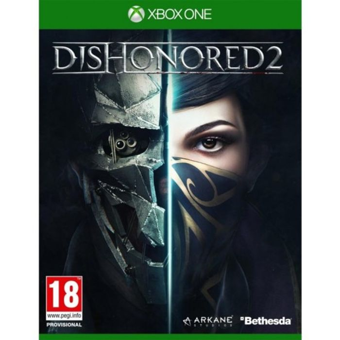 Cheap Xbox One Dishonored 2 Only £3.95 at the Game Collection