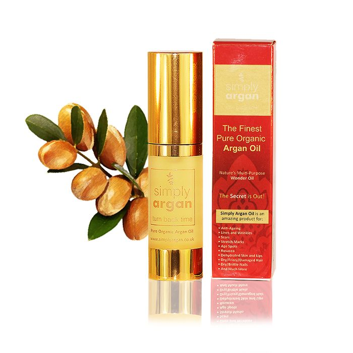 Special Offer - Simply Argan Oil (15ml) with FREE Hand Sanitiser