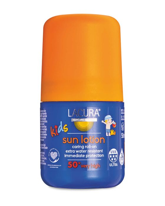 Lacura SPF 50+ Kids' Roll On