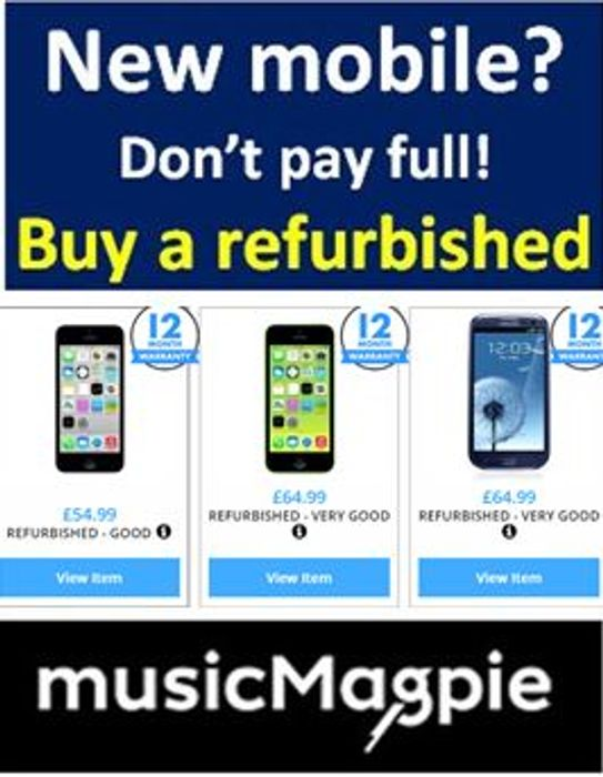 Special Offer - 800+ Refurbished Phones to Choose From! FREE DELIVERY