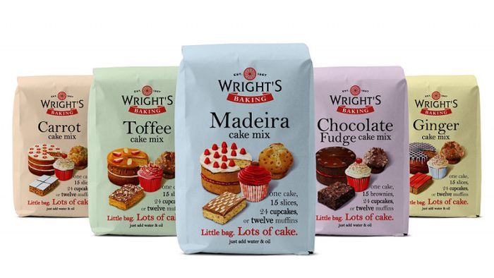 Best Price! Cake & Scone Mixes from Just £1.45