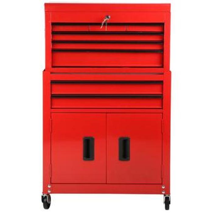 CHEAP! Halfords 8 Drawer Tool Centre
