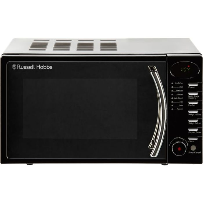 *SAVE £20* Russell Hobbs 17 Litre Microwave - Black