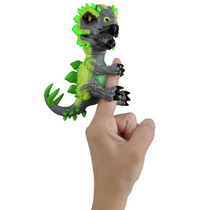 Untamed Radioactive Dinos - Stegosaurus by Fingerlings