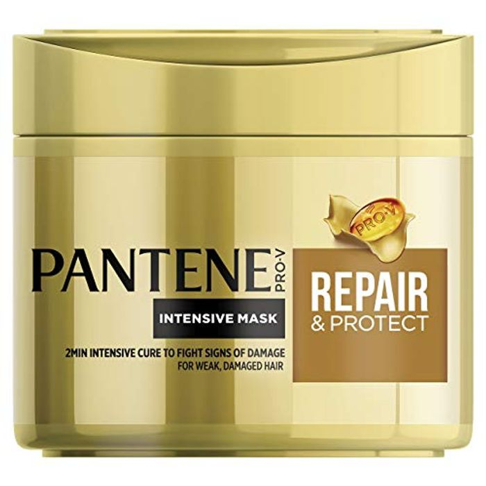 Pantene Masque Repair and Protect, Repairs for Smooth and Shiny Hair, 300 Ml