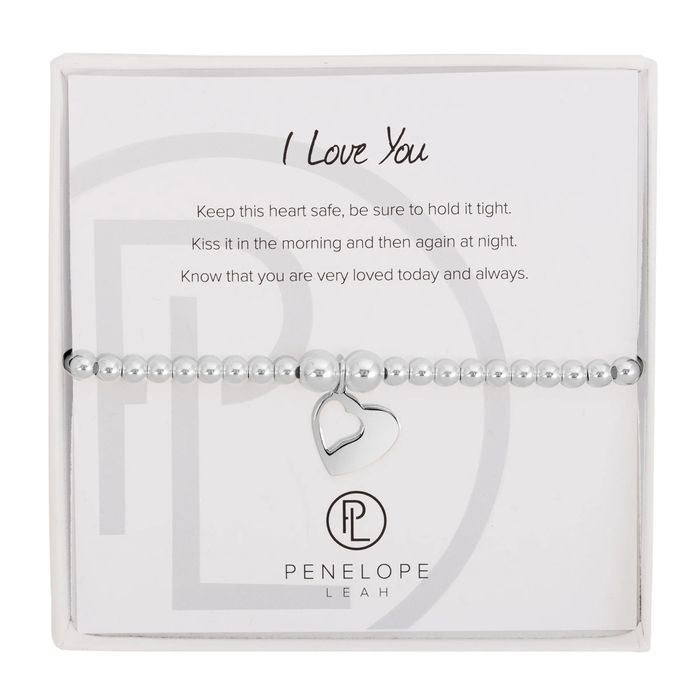 Personal Silver Bracelet - Only £29.99!
