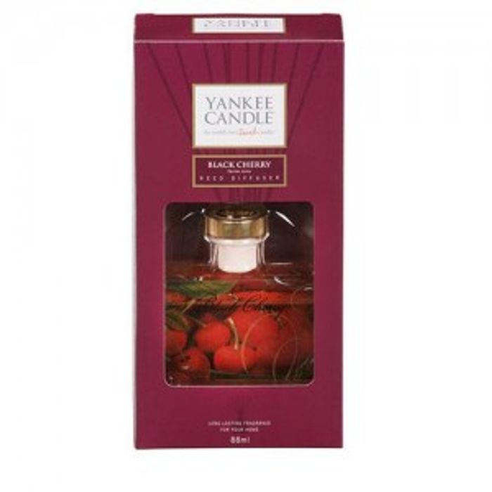 Yankee Candle Black Cherry Signature Reed Diffuser