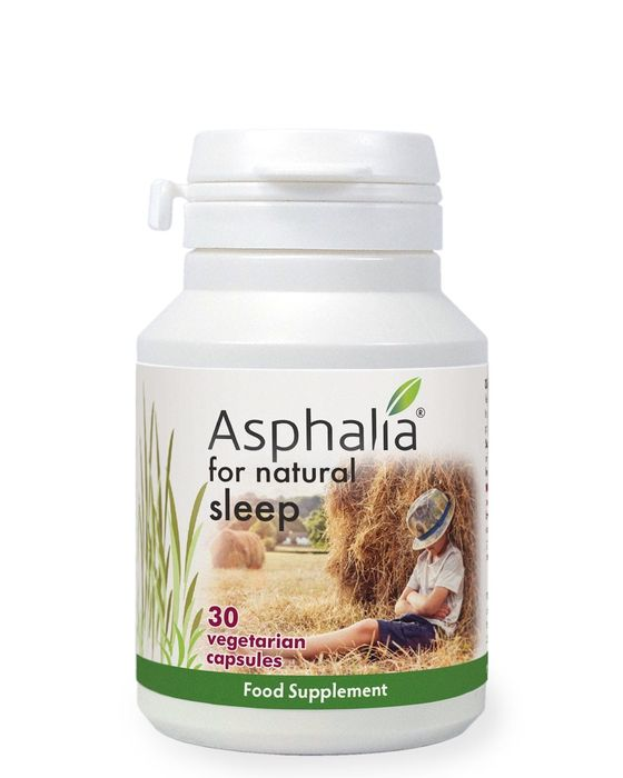Get Your Free Sample Of Asphalia For Natural Sleep