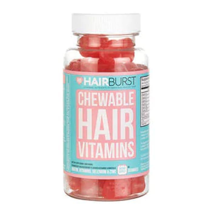 Hairburst Chewable Vitamins- 1 Month Supply