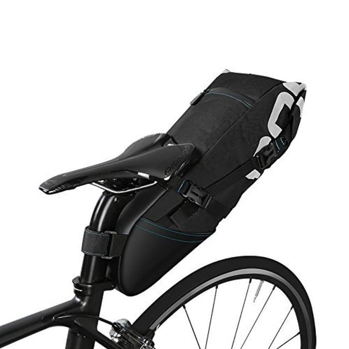 E-Goal Roswheel Tear-Resistant Polyester Bicycle Saddle Bag under Back Seat Bag
