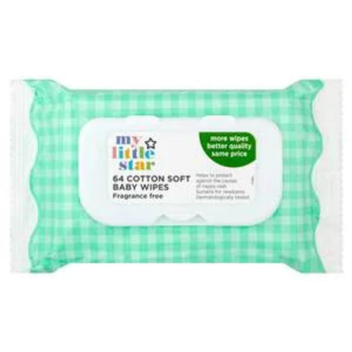 Superdrug My Little Stars Wipes 65p Each or 12 for £6.99