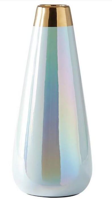 Michelle Keegan Iridescent Vase
