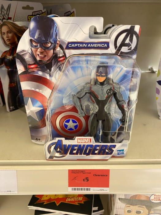 Marvel Avengers Endgame - 6 Figure Assortment - Half Price