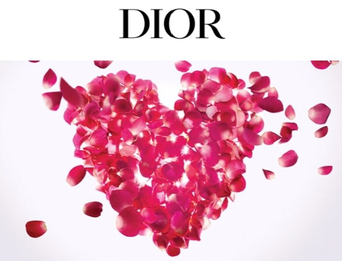 Receive Exclusive Dior Pouch with Your Order